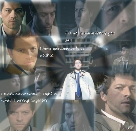 Castiel the Angel