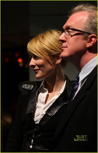 Cate Blanchett: 'August: Osage County' in Australia!