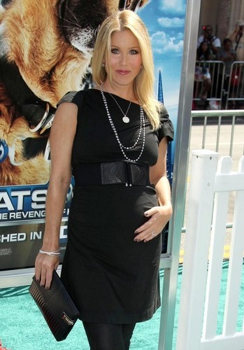 Christina @ LA Premiere of 'Cats & Dogs: The Revenge Of Kitty Galore'