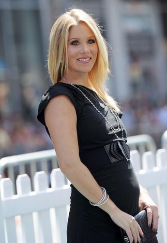Christina @ LA Premiere of 'Cats & Dogs: The Revenge Of Kitty Galore'
