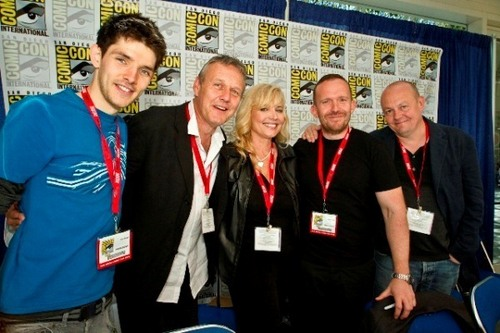 Colin & Anthony @ Comic-Con