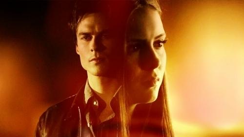 Damon/Elena - Eternal l'amour ♥