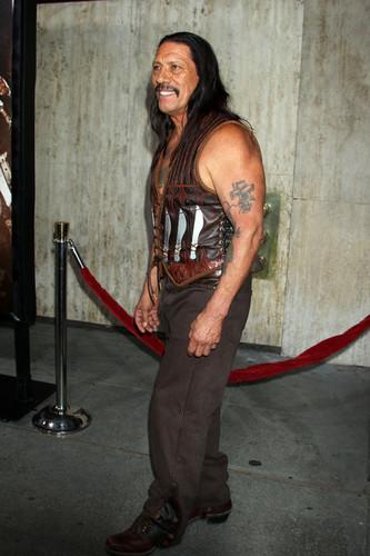 Danny Trejo @ LA Machete Premiere - 25 AUG 2010