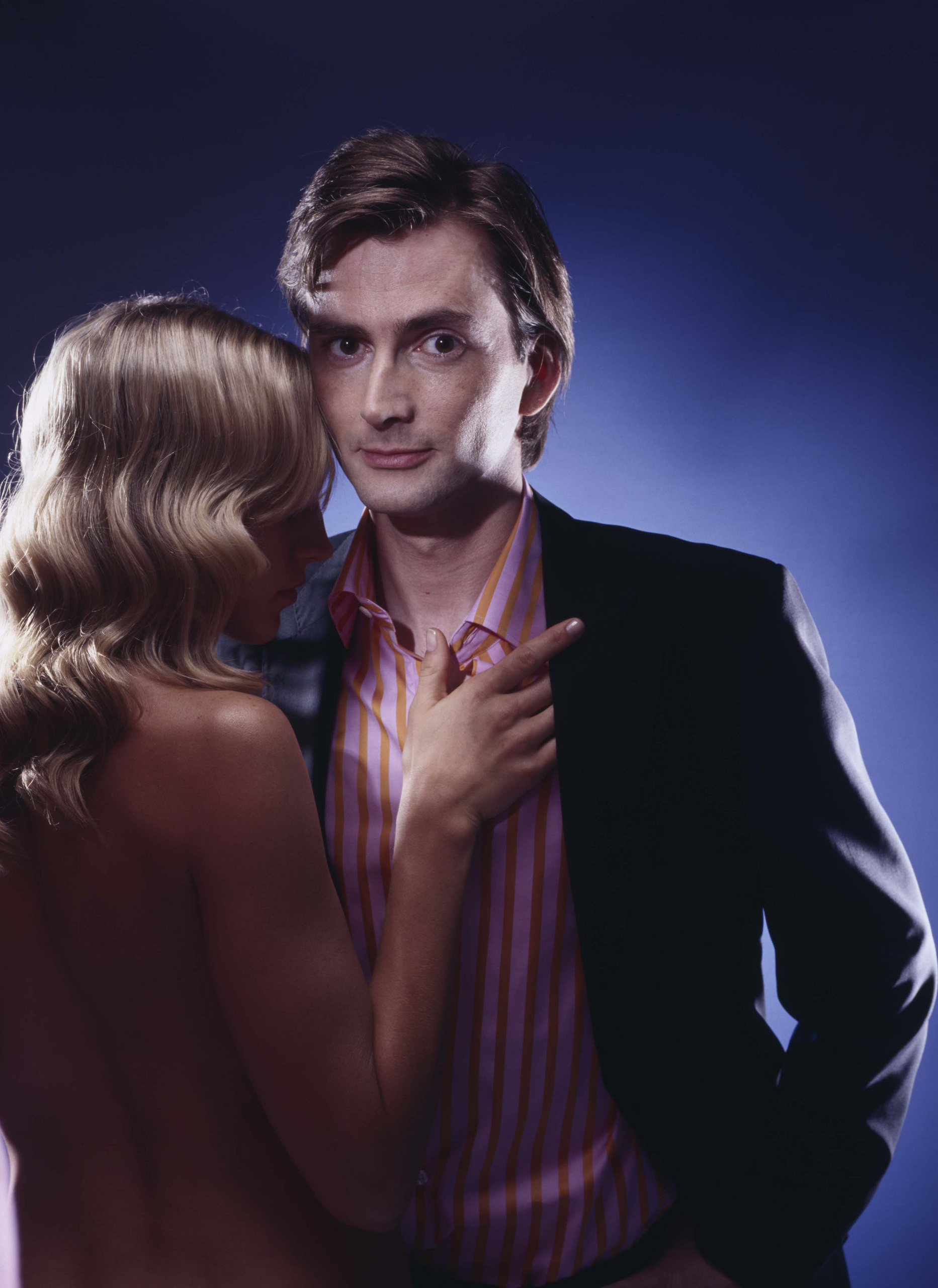 David Tennant - Wallpaper Actress