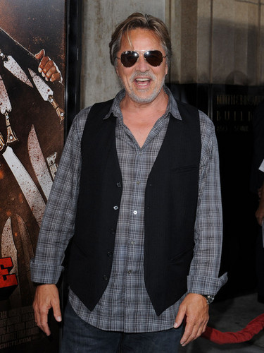 Don Johnson @ LA Machete Premiere - 25 AUG 2010