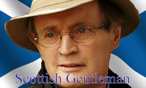 NCIS wallpaper called Ducky-Scottish Gentleman