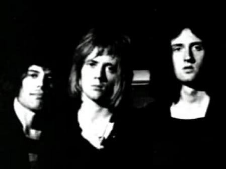 Early Queen with Mike Grose