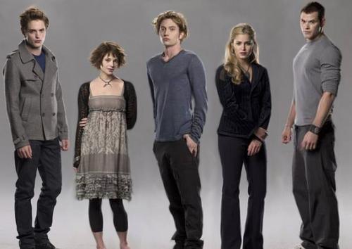 Edward, Jasper, Emmett, Alice, Rosalie..Cullen
