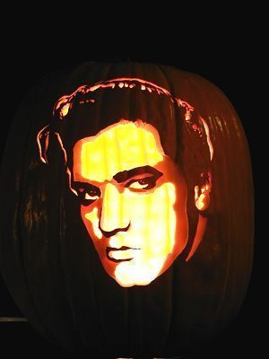 Elvis-o-lantern