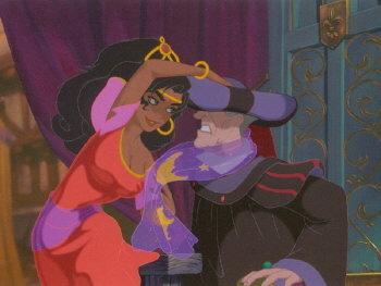 disney Leading Ladies wallpaper titled Esmeralda