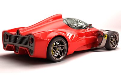 FERRARI ZOBIN CONCEPT - Ferrari Photo (15052554) - Fanpop