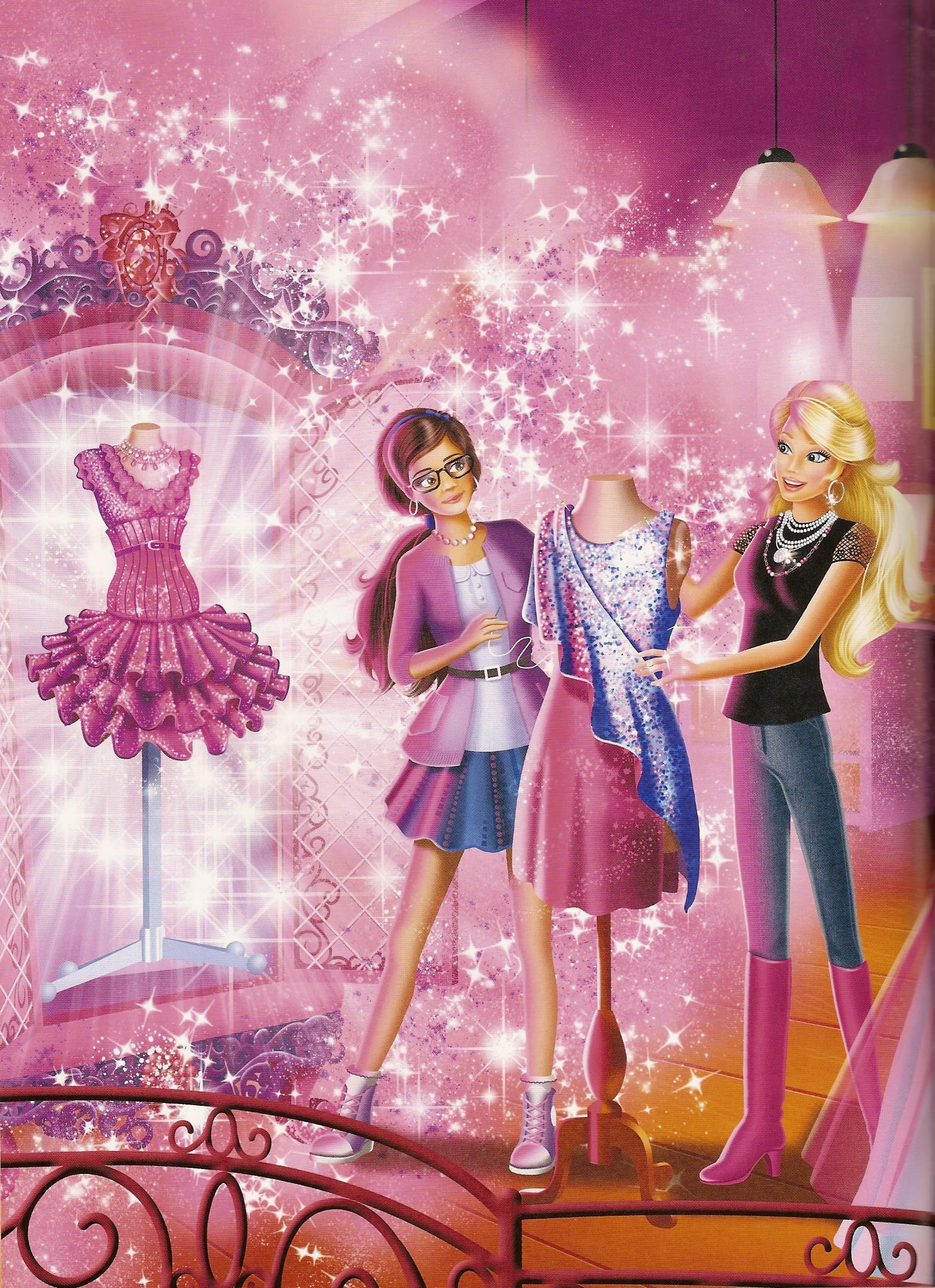 Barbie A Fashion Fairytale Full Movie Fashion Fairytale barbie a