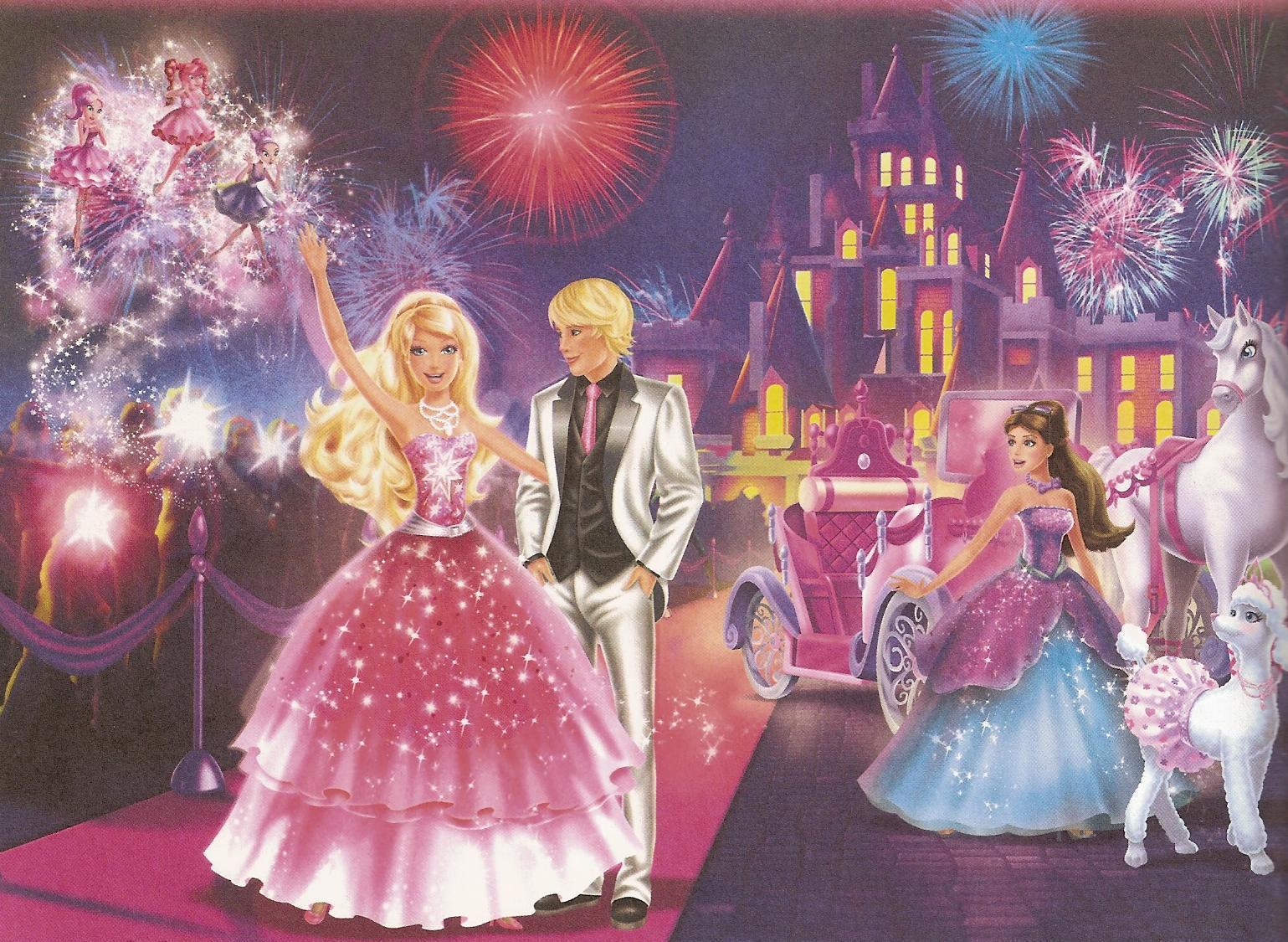Barbie Fashion Fairytale Fashion Games