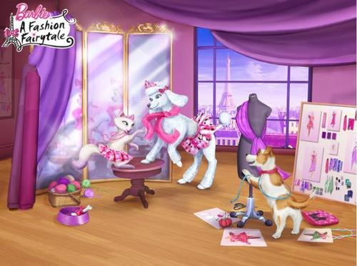 Fashion fairytale- Fashion pets