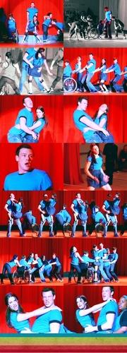 Finn and Rachel's journey - #2 Take a bow