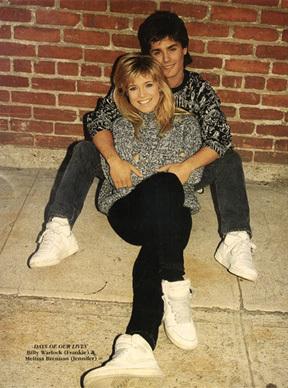 Frankie and Jennifer