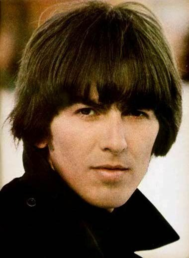 George Met Pattie Boyd A Model During The Filming Of Hard Days Night In 1964 He Asked Her To Marry Him On Their First Meeting