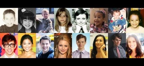 Glee Babies!