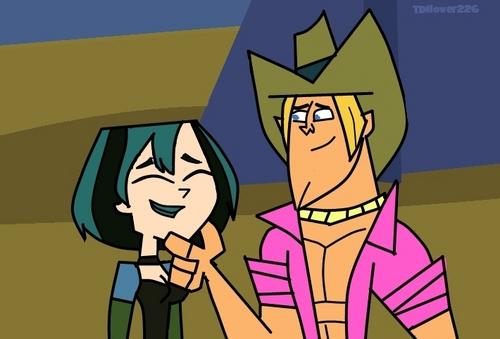 Gwen and Geoff