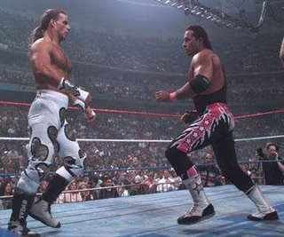 HBK & Hit Man