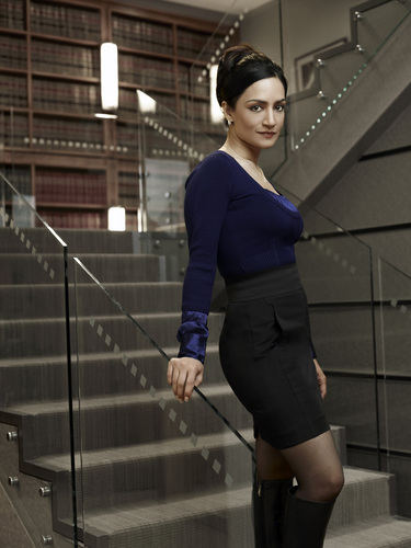The Good Wife wallpaper entitled HQ - Season 2 Photoshoot - Kalinda Sharma