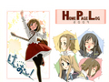 HTT - k-on wallpaper