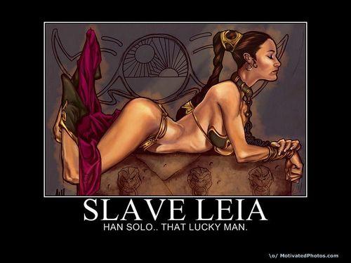 Han's a Lucky Guy