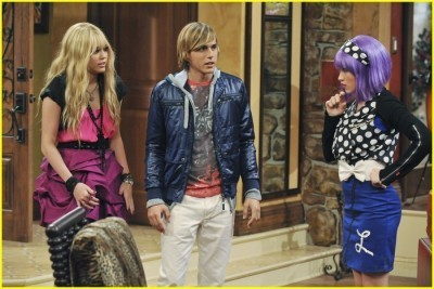Hannah Montana Forever Episode 4 - It's The End of The Jake As We Know It Stills - miley-cyrus photo