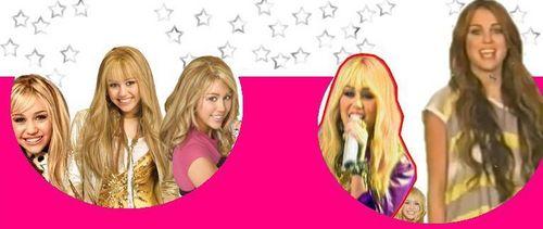 Hannah Montana Super rock तारा, स्टार