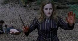 Hermione's presence