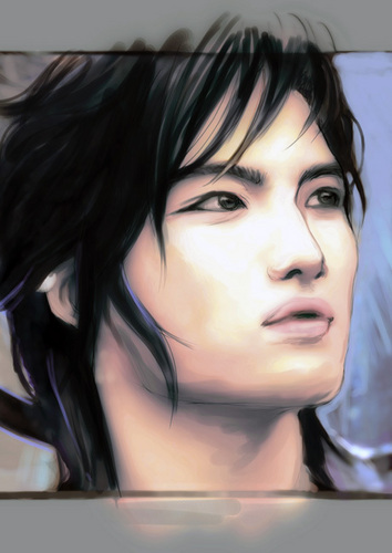 Jaejoong sketch wallpaper and background images in the kim jaejoong
