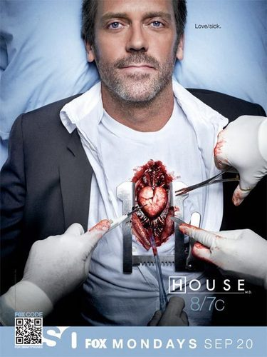 House M.D. wallpaper entitled House MD Season 7 Poster
