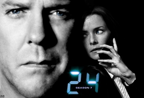 24 پیپر وال called Jack Renee Season 7 promo poster
