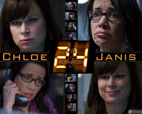 Janis & Chloe
