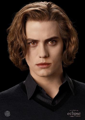 Jasper Hale - Cullen (Eclipes)