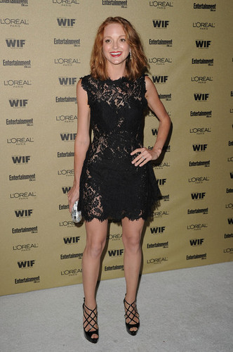 Jayma @ the 2010 Entertainment Weekly And Women In Film Pre-Emmy Party