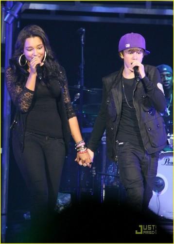 Jessica AND Justin