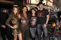 Jessica Alba, Danny Trejo, Michelle & Robert Rodriguez @ Machete Premiere - 2010 - michelle-rodriguez photo