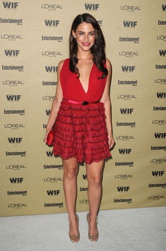 Jessica L. @ the 2010 Entertainment Weekly And Women In Film Pre-Emmy Party