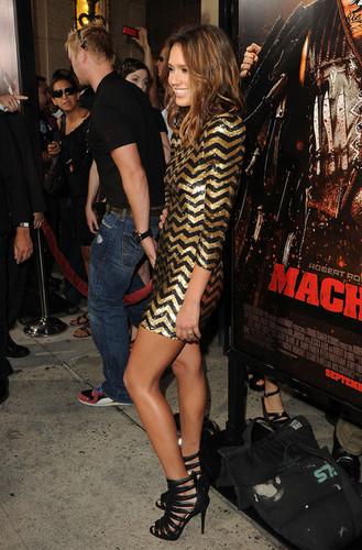 Jessica @ Machete Premiere