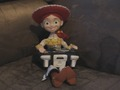 Jessie plays a game - jessie-toy-story photo