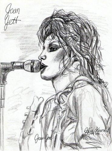 Joan Fanart