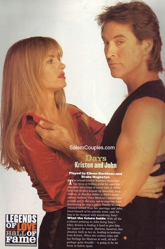 John and Kristen