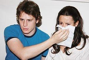 Jon and Lea