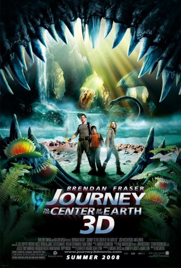 journey to the center of the earth 3d. Journey To The Center Of The