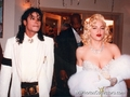 KING AND QUEEN - michael-jackson photo