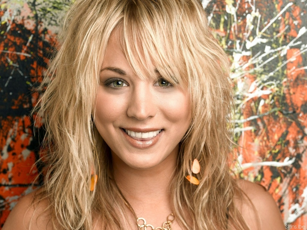kaley cuoco images kaley cuoco hd wallpaper and background