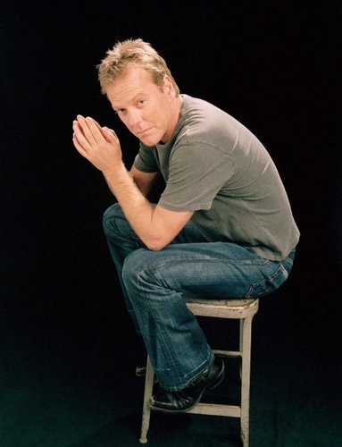 Kiefer Sutherland as Jack Bauer