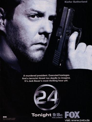 Kiefer Sutherland as Jack Bauer