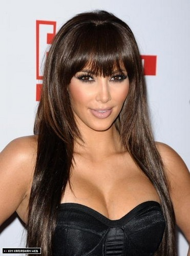 Kim Kardashian wallpaper called Kim @ 'Keeping up with the Kardashians' Season 5 Premiere Party